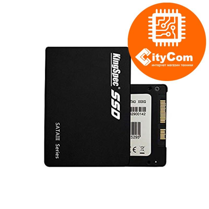 SSD диск для компьютера, мини ПК, ноутбука, POS терминала, Kingspec 512 Gb, саche 512Mb Арт.3862