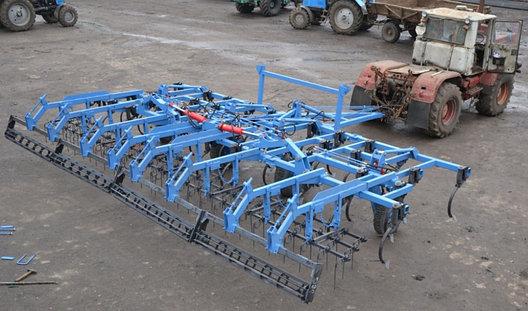 Культиватор полевой предпосевной (широкозахватный) КГШ 12, фото 2
