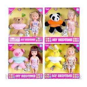 """Paula Кукла """"Paula с любимой игрушкой"""", в ассортименте."""