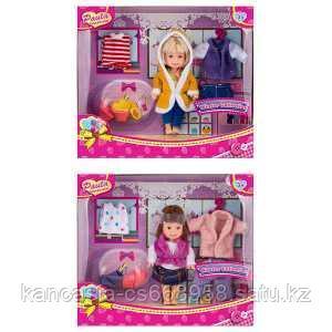 "Paula Кукла ""Paula. Зимний гардероб"",  в ассортименте."