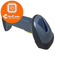 Сканер для удостоверения, регистрации, склада, магазина 1D/2D QR штрих-кодов Sunphor SUP-3005-2D беспроводной