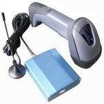 Сканер для удостоверения, регистрации, склада, магазина 1D/2D QR штрих-кодов Sunphor SUP-3005-2D беспроводной, фото 2