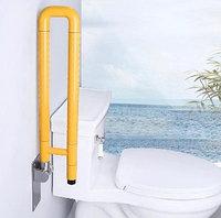 Опорные откидные поручни для туалетных комнат