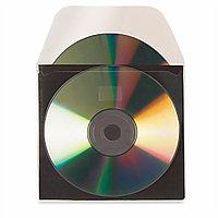 Карманы для дисков с тканевой вставкой