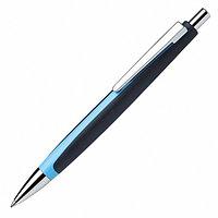 Ручка шариковая Contrast, синяя