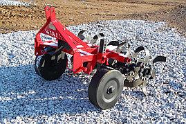 Почвофреза роторная навесная Wirax Польша (от 1.25м до 2.1м), фото 3