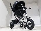 Детский велосипед трехколесный Future с родительской ручкой, фото 10