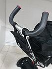 Детский велосипед трехколесный Future с родительской ручкой, фото 5