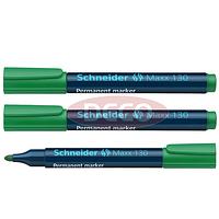 Маркер перманентный Maxx 130, зеленый