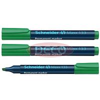 Маркер перманентный Maxx 133, зеленый