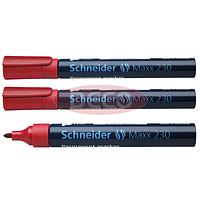 Маркер перманентный Maxx 230, красный