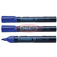 Маркер перманентный Maxx 230, синий