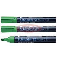 Маркер перманентный Maxx 233, зеленый