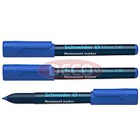 Маркер перманентный Maxx 240, синий