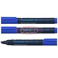 Маркер перманентный Maxx 250, синий