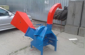 Измельчитель веток навесной (веткодробилка) R-12/R-13 Demarol Польша, фото 2