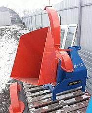 Измельчитель веток навесной (веткодробилка) R-12/R-13 Demarol Польша, фото 3