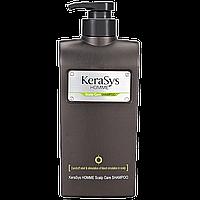 Мужской балансирующий шампунь от перхоти KeraSys Homme Scalp Care Shampoo 550 мл