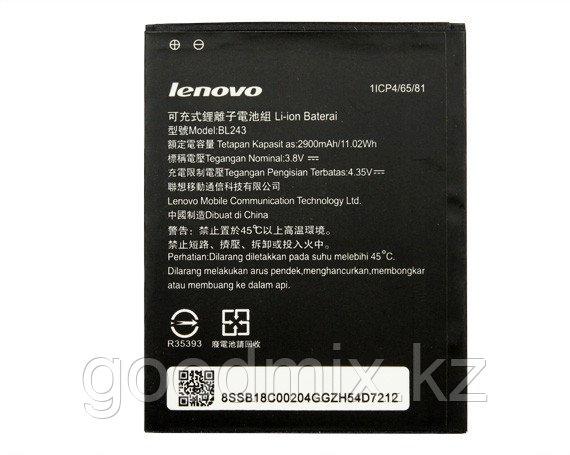 Аккумулятор для Lenovo K3 Note (BL243, 3000mAh)
