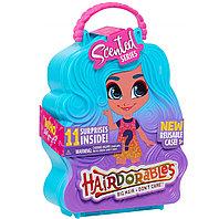 Кукла Хэрдораблс 4 серия с запахом Hairdorables, фото 1