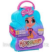 Кукла Хэрдораблс 4 серия с запахом Hairdorables