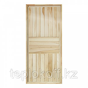 Дверь Промо Эконом (липа) 170х70, глухая Банный Эксперт