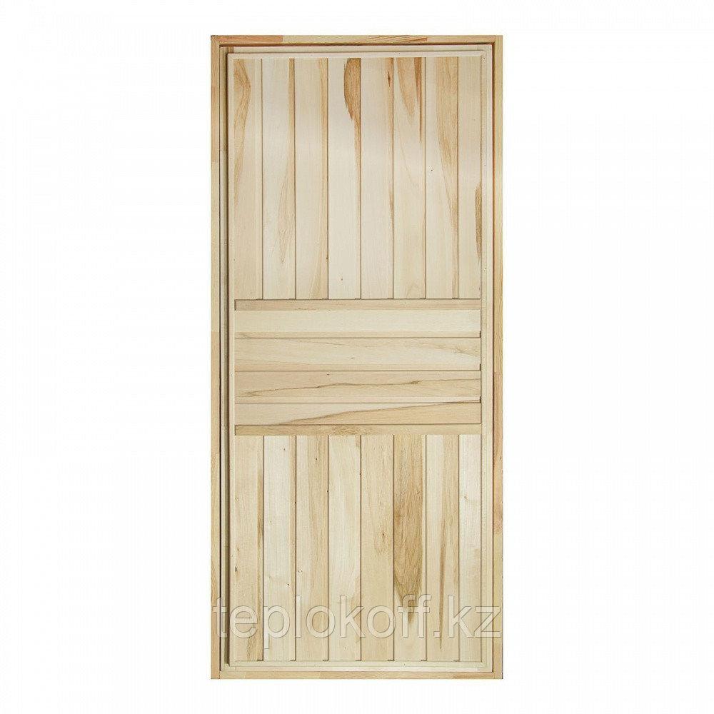 Дверь Промо Эконом (липа) 180х70, глухая Банный Эксперт