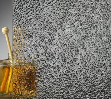 Полистирол рифленый Колотый лед Plazgal GPPS (1800х1200х2 мм)