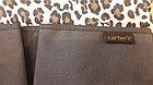 Сумка для мамы леопардовая, коричневая, Carter's, фото 3