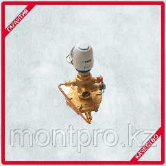 Комби клапан регулятор расхода 4006 М  Герц (HERZ) 40