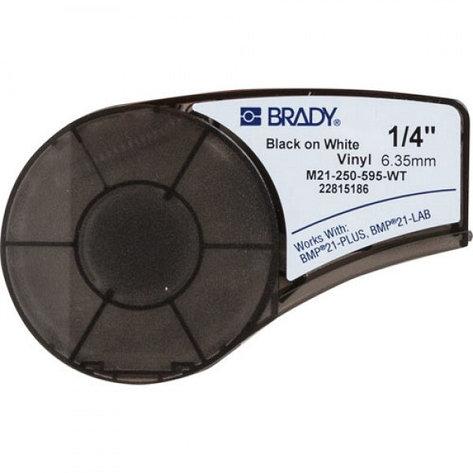 Картридж к принтеру BRADY BMP21  виниловая этикетка Brady B-427 для маркировки провода B-595, фото 2