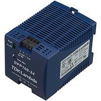 Блок питания DPP100-24 1ф выход 24В пост. тока 4,2А стабилизированный (TDK-Lambda)