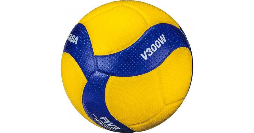 Мяч волейбольный Mikasa MVA 300 (New Original), фото 2