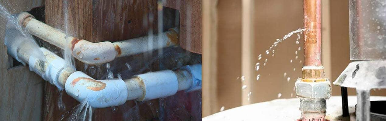 Ремонт аварийных прорывов канализаций