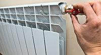 Установка кранов на радиаторе отопления