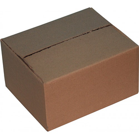 Коробка картонная 39,5х19х26,5