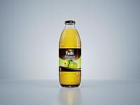 "Сок яблочный ""Telli"""
