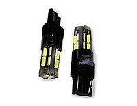 Лампа светодиодная  AVS T104       T10 белый