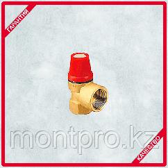 Предохранительный клапан с диафрагмой, для котлов до 50 кВт Герц (HERZ)