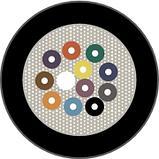 HITRONIC® HDM, Многомодовый мини-кабель/распределительный кабель для частой намотки и размотки на барабаны, фото 2