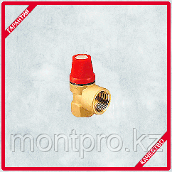 Предохранительный клапан с диафрагмой, для котлов до 50 кВт 6