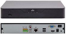 NVR301-08E - 8-ми канальный сетевой видеорегистратор с поддержкой записи 8MP, дуплекс-аудио и 1 SATA-интерфейсом. Серия Easy.