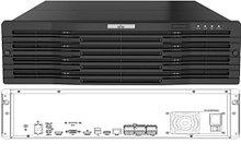 NVR316-64R-B - 64-х канальный сетевой видеорегистратор с поддержкой записи 12MP, видеоаналитикой и 16 SATA-интерфейсами. Серия Prime 3.