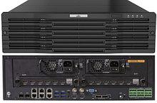 NVR516-64 - 64-х канальный сетевой видеорегистратор с поддержкой записи 12MP, видеоаналитикой и 16 SATA-интерфейсами. Серия Pro.