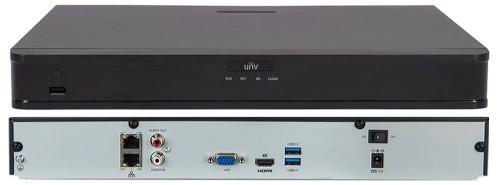 NVR304-16S - 16-ти канальный сетевой видеорегистратор с поддержкой записи 8MP и 4 SATA-интерфейсами. Серия Easy.