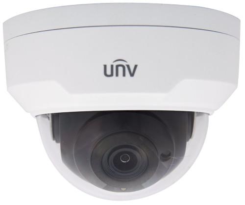 IPC325ER3-DUVPF28 - 5MP Уличная купольная высокочувствительная (LightHunter Starlight) антивандальная IP-камера с дуплекс-аудио и Smart-ИК-подсветкой