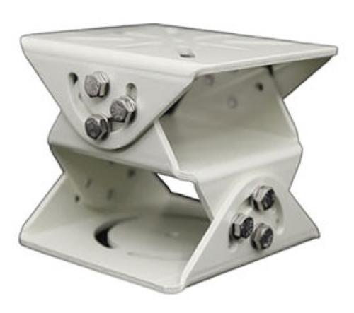 TR-UV06-A-IN - Опора крепления с ручным поворотным механизмом для уличной установки термокожухов UNV.