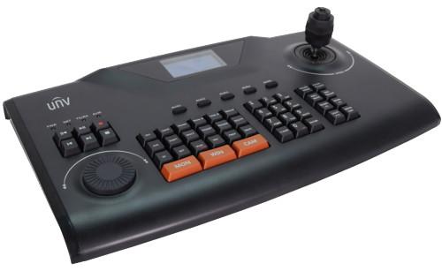 KB-1100 - Пульт управления (PTZ-клавиатура с 4D-джойстиком).