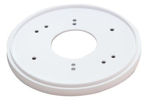 """TR-SM04-IN - Монтажная площадка для настенного и потолочного крепления распредкоробок под 4"""" купольные камеры UNV."""