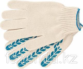 Перчатки трикотажные с ПВХ, Протектор